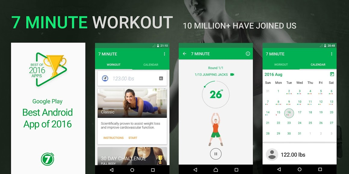 7 Minute Workout 1.347.92 Pro