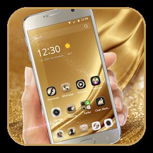 Золотая роскошь тема люкс