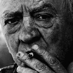 by Daniel Borisovsky - People Portraits of Men