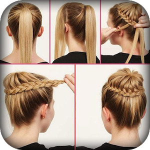 Girl Hair Style Step by Step - Hairstyle Tutorials