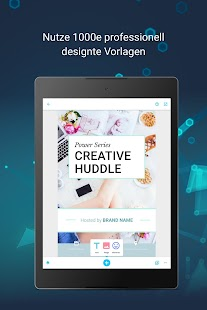 Desygner Photo Edition - Kreatives Design App android apps download