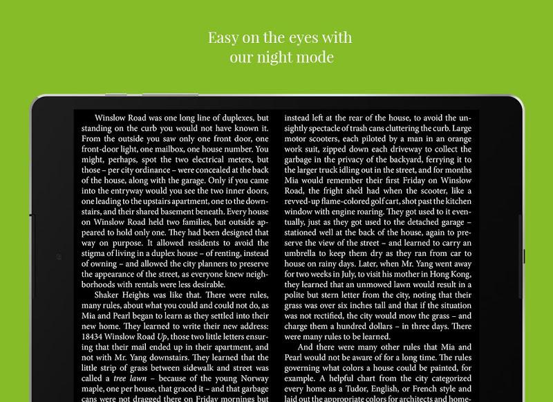 Media365 Book Reader Screenshot 14