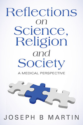 Reflections on Science, Religion and Society: A Medical Perspective cover