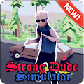 Game Strong Dude Simulator APK for Kindle