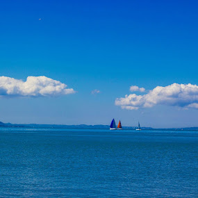 Blue Ocean by Arindam Bera - Landscapes Waterscapes (  )
