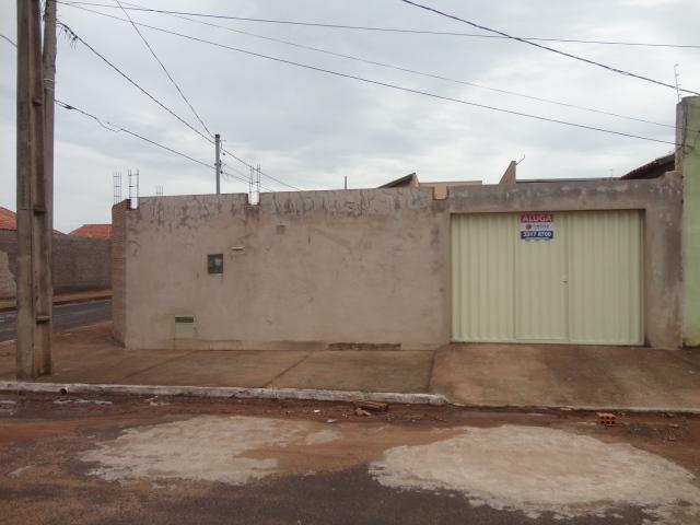 Casa com 2 dormitórios à venda, 43 m² por R$ 160.000 - Jardim Copacabana - Uberaba/MG