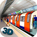 London Subway Train Simulator APK baixar