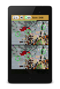 Find Differences - Brick Color - screenshot