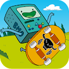 Cheap Chelmsford of Adventure Time Bimo! Skateboard 1.0.4