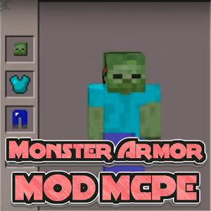 Monster Armor MOD MCPE For PC