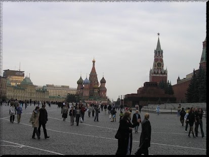 Red Square Moscow wallpaper - screenshot
