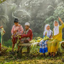 Fitri Preparation by Syarif Rohimi - People Family (  )