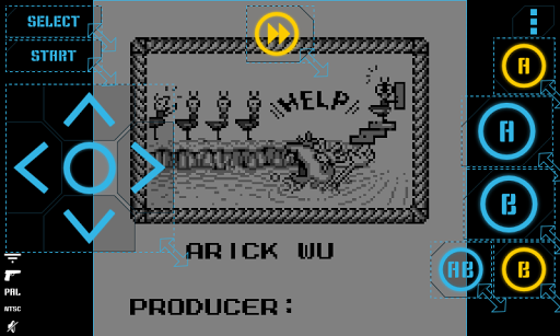 Nostalgia.GBC Pro - screenshot