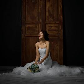 by Andree Liem - Wedding Bride