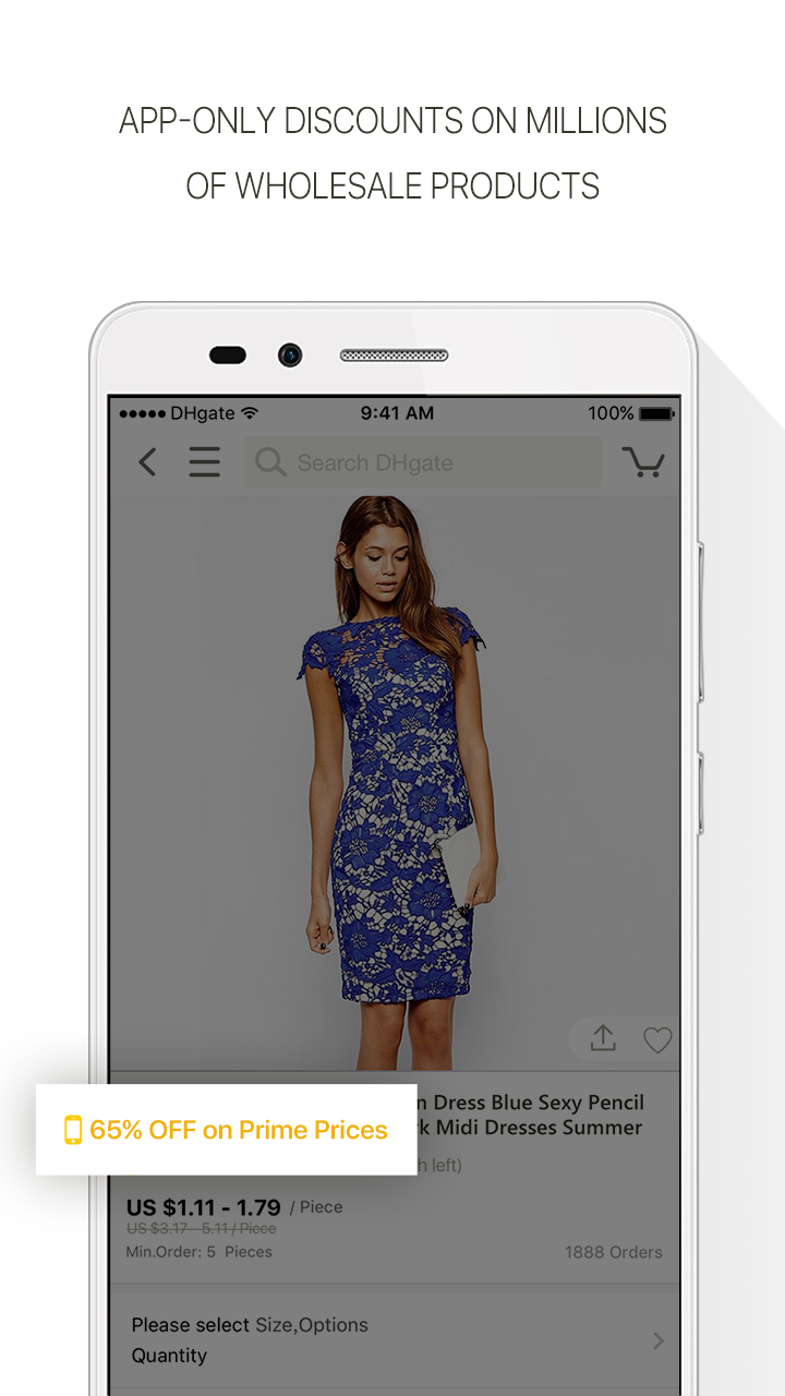 DHgate-Online Wholesale Stores Screenshot 11