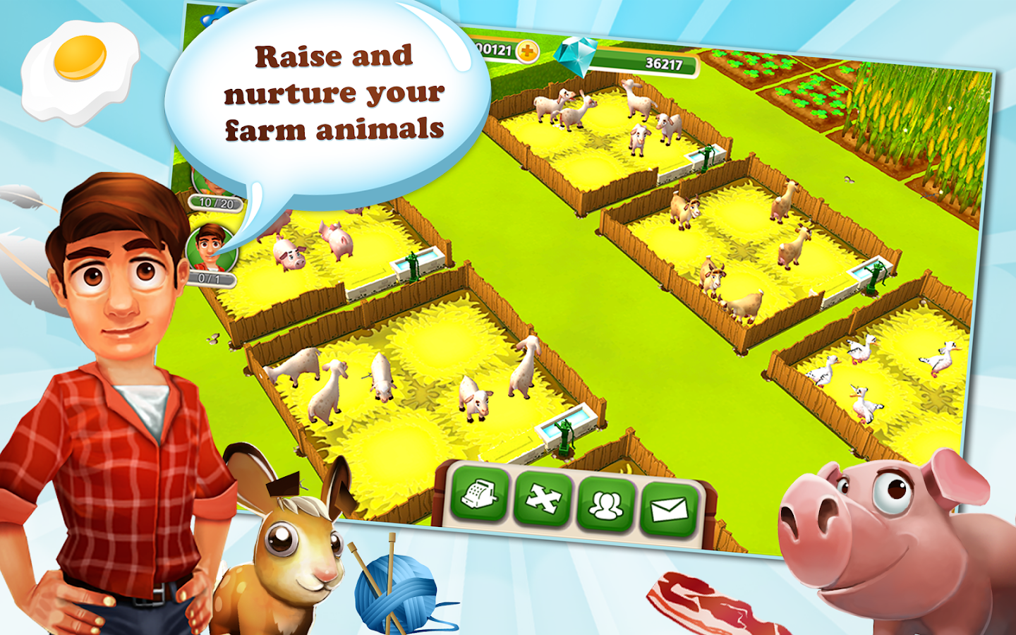 My Free Farm 2 Screenshot 6
