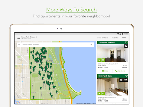 Apartments.com Rental Search APK screenshot thumbnail 9