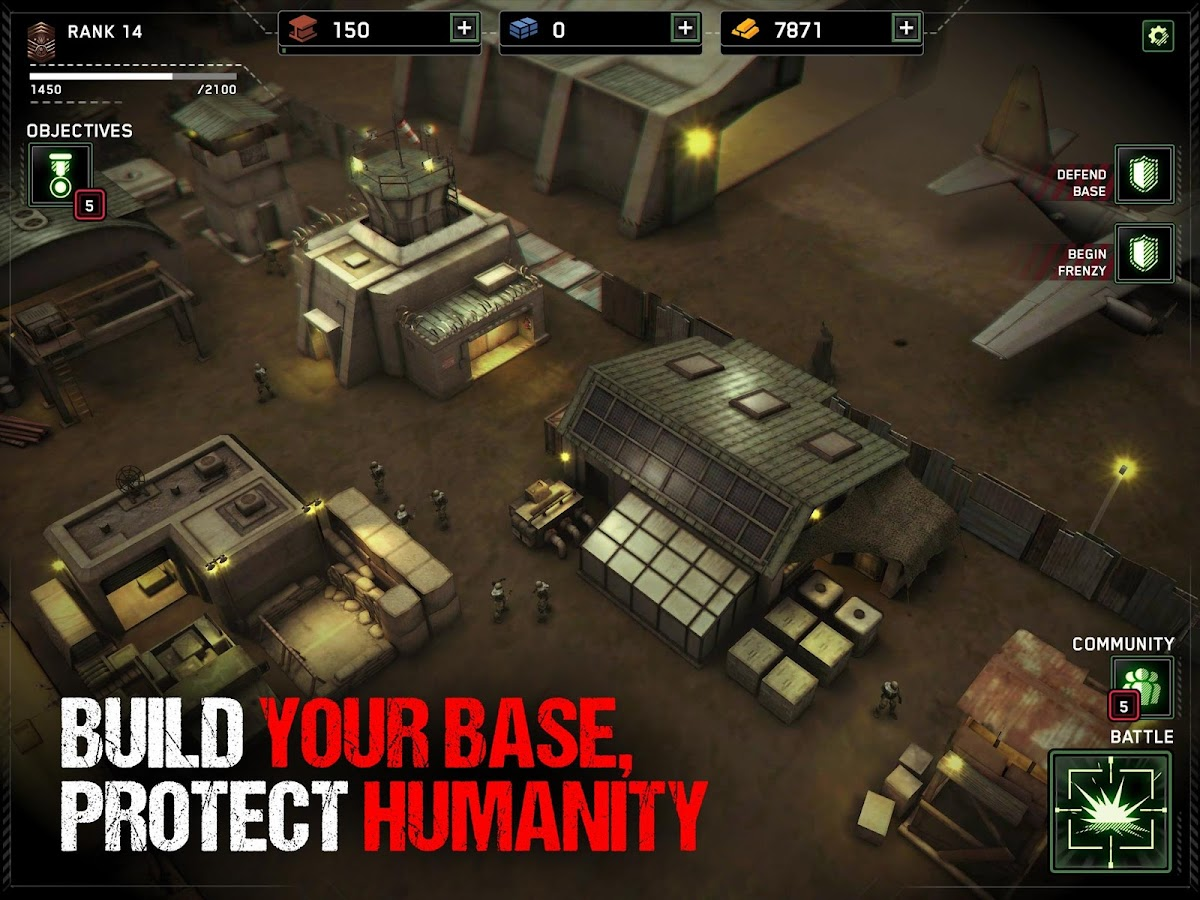 Zombie Gunship Survival Screenshot 9