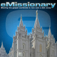 Screenshot of LDS eMissionary