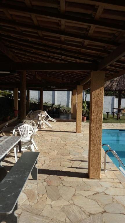 Chácara com 4 dormitórios à venda, 1125 m² por R$ 750.000 - Maracanã - Jarinu/SP