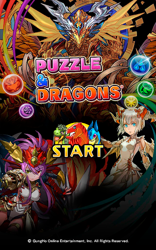 Puzzle & Dragons screenshot 1