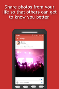 FlirtEd - Student Dating App- screenshot