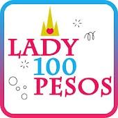 Lady 100 pesos APK for Bluestacks