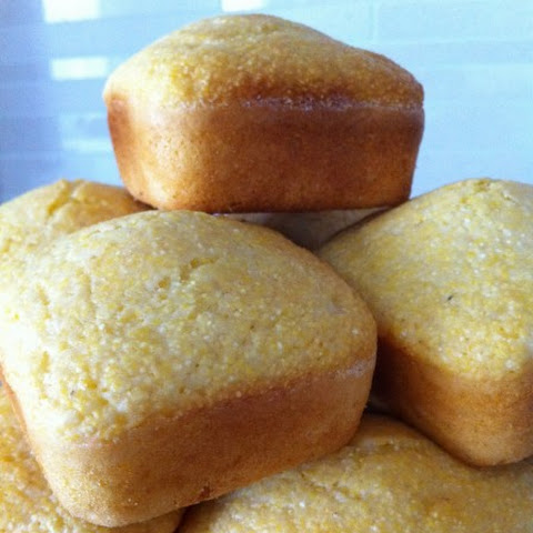 Low Fat Cornmeal Muffins