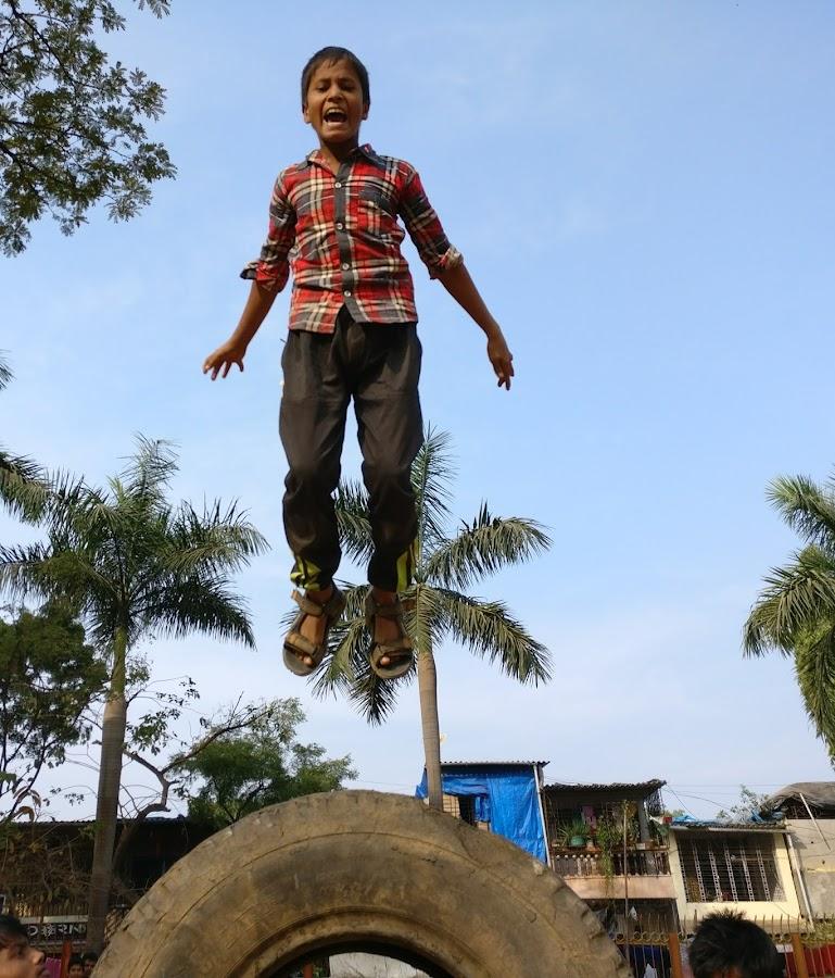 Desire to fly by Ved Thapar - Babies & Children Children Candids