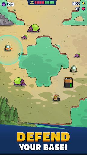Powerbots by Kizi - screenshot