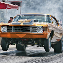 Chevy Chevelle by DB Channer - Transportation Automobiles
