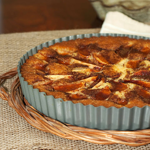 Norwegian Apple Cake (Eplekake)
