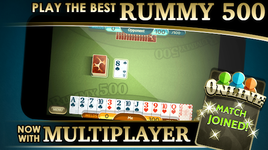 Rummy 500 for pc
