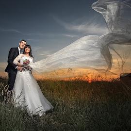 weding by Dejan Nikolic Fotograf Krusevac - Wedding Bride & Groom ( vencanje, photo-fotograf, svadba )
