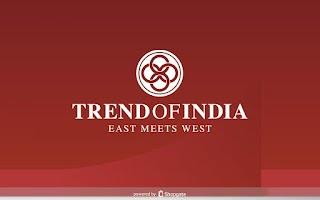 Screenshot of Trendofindia