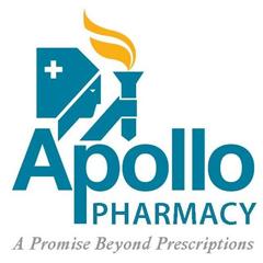 Apollo Pharmacy, Ber Sarai, Ber Sarai logo