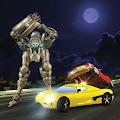 X Ray Robot Battle Car APK for Bluestacks