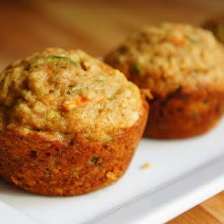 Zucchini Carrot Muffins Whole Wheat Flour Recipes