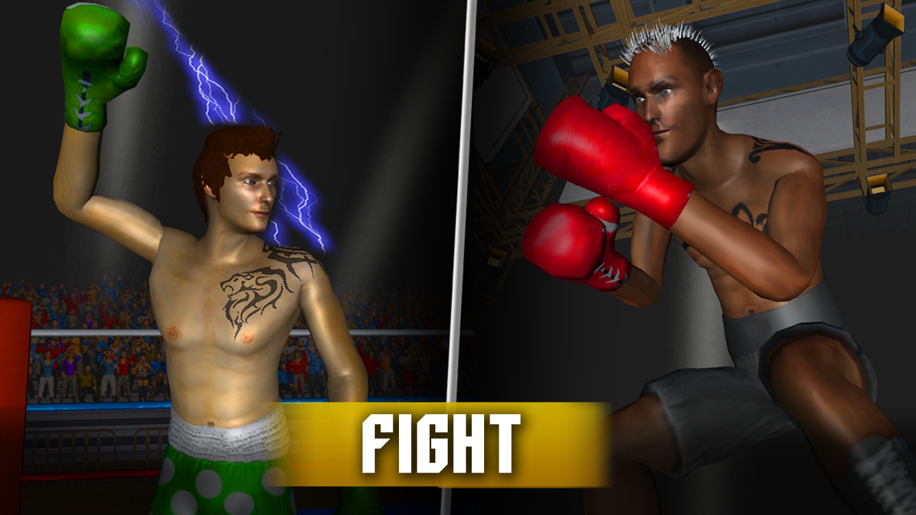 Play Boxing Games 2016 Screenshot 9