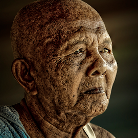 Pak Niti by Doeh Namaku - People Portraits of Men