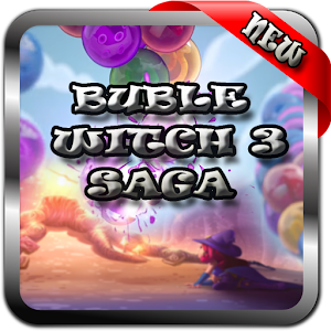 Puzzle Bubble Witch Saga 3 for PC-Windows 7,8,10 and Mac