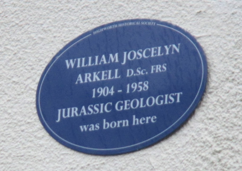 William Joscelyn Arkell FGS, FRS (9 June 1904 – 18 April 1958) was a British geologist and palaeontologist.
