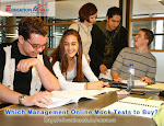 Which Management Online Mock Tests to Buy?