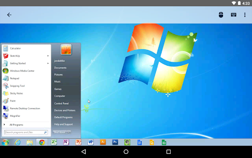 Chrome Remote Desktop APK Descargar