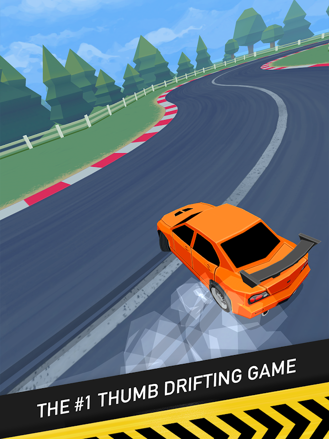 Thumb Drift - Fast & Furious One Touch Car Racing Screenshot 7