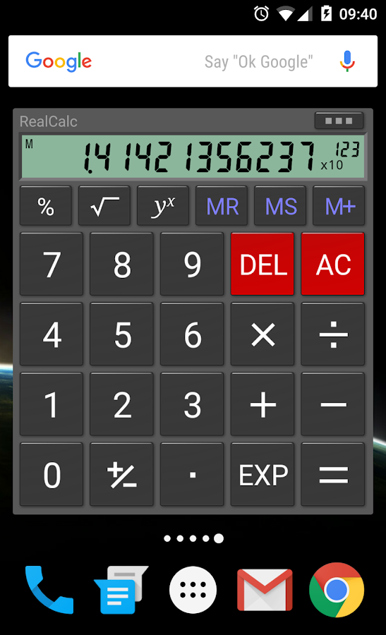 RealCalc Plus Screenshot 6