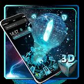App 3D Next Tech 2 Plus Launcher APK for Kindle