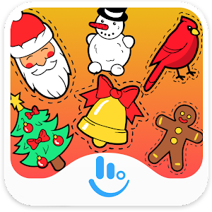 Download Merry Christmas Keyboard Sticker for Android