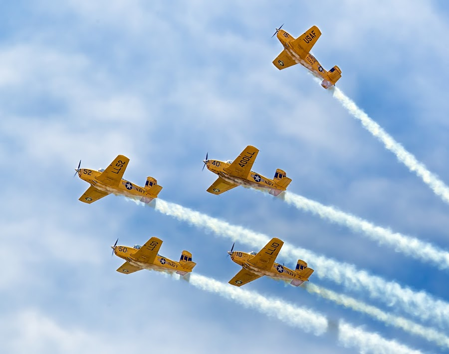 Soar by Mark Theriot - Transportation Airplanes ( lima lima, 2011, t-34, rockford, air show )