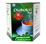 Diabokil tea is a perfect blend of natural nutrients that helps in controlling diabetes by controlling sugar in blood and makes you feel energetic.